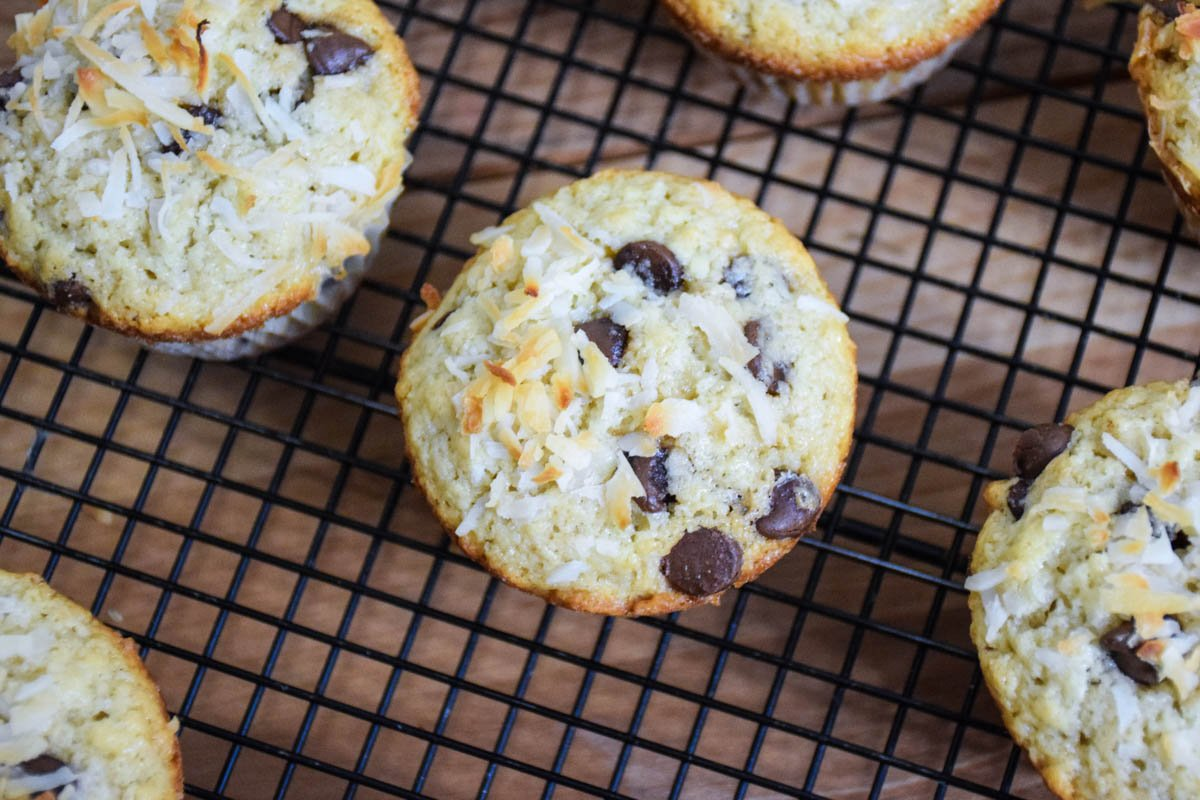 Almond Joy Muffins