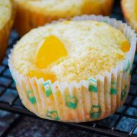 Peach Muffin featured image