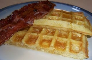 Waffling for the fun of it