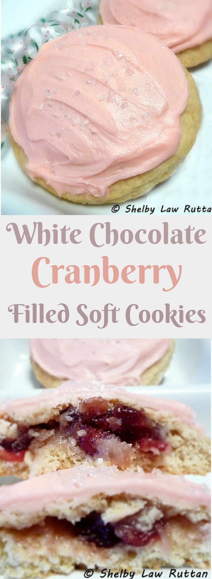 Filled Soft Cookies
