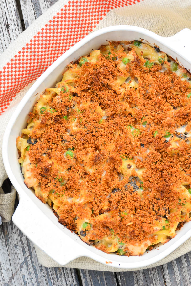 Tuna Noodle Casserole