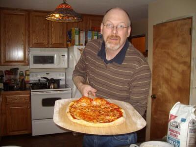 Olive Oil Pizza Dough
