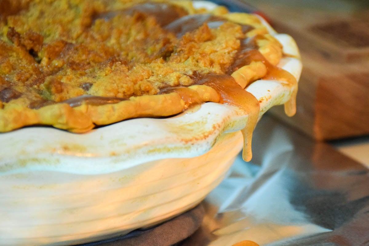 Mom's Homemade Apple Pie Filling