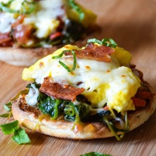Breakfast Bruschetta #SundaySupper