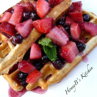 Virtual Supper Club's brunch for Mom's day!