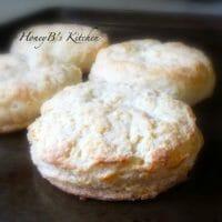 Homemade Yogurt Biscuit