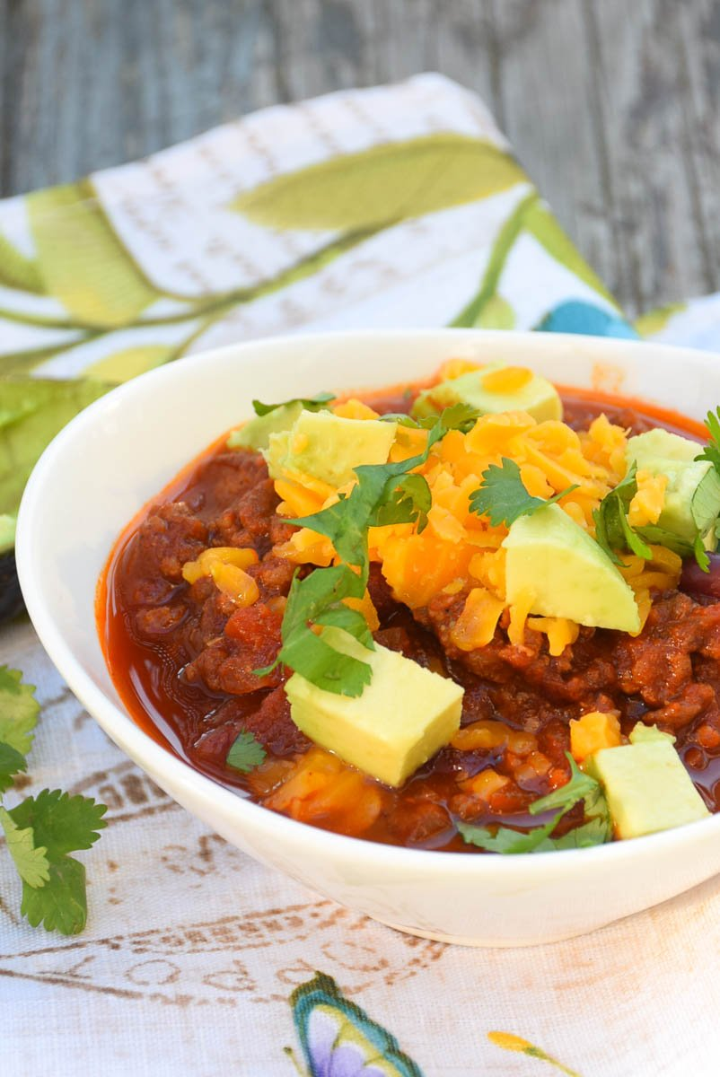 Spicy Sweet Chili