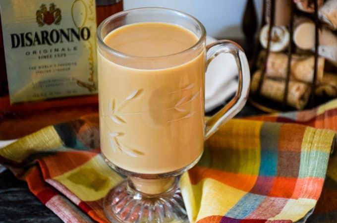 Almond Coffee Cream