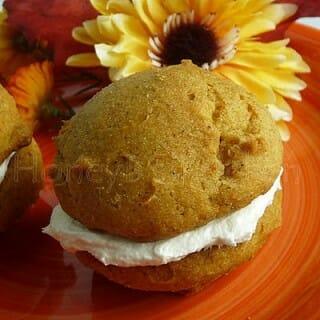 Pumpkin Whoopie Pies – Gluten Free and Price Chopper Premiere Baking Class