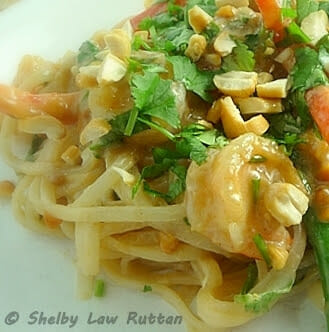 Shrimp Pad Thai