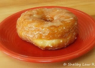 Apple Cider Glazed Doughnuts
