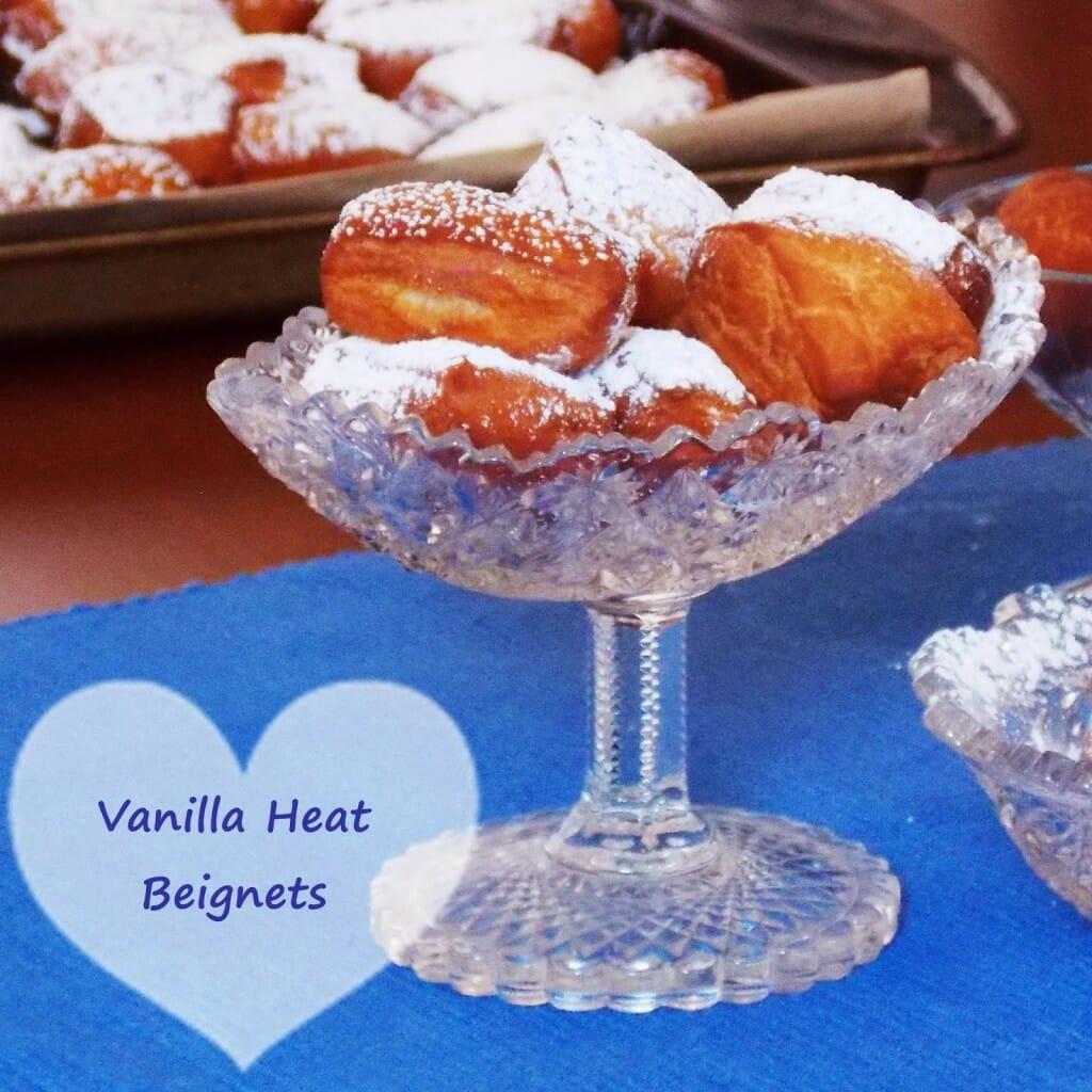 Vanilla Heat Beignets