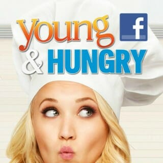 Special Announcement!  Young and Hungry Blogger Challenge
