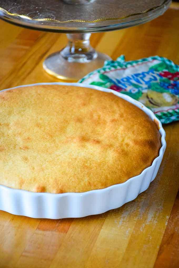baked cake recipe
