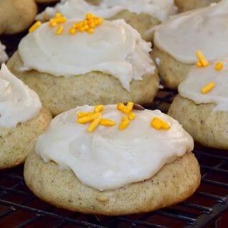 Applesauce Drop Cookies