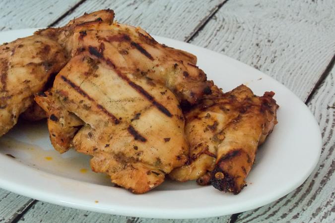 Chipotle Grilled Chicken