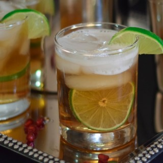 Vanilla Dark and Stormy