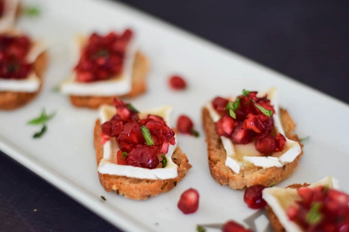 Holiday Bruschetta