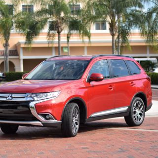 2016 Mitsubishi Outlander SEL Review