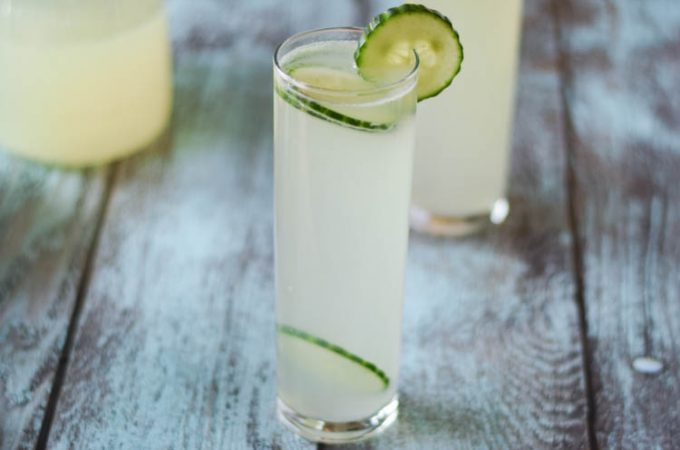 Lemon-Lime Rum Collins