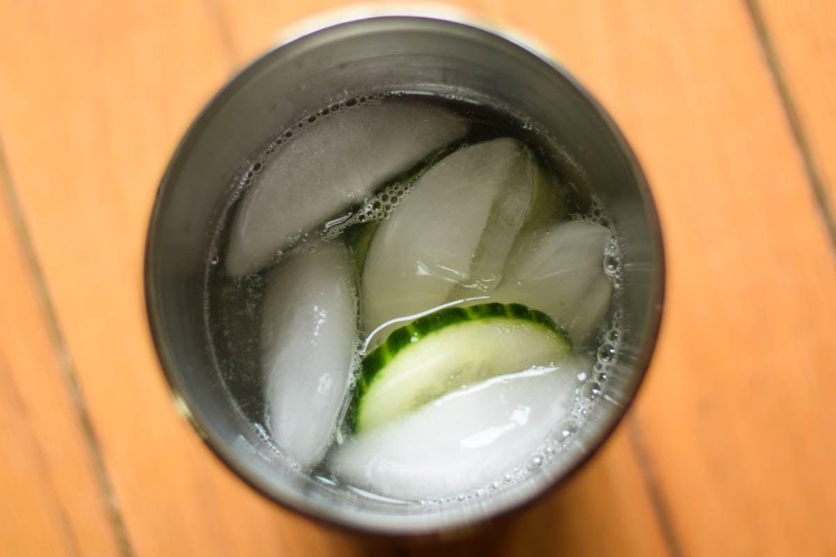 Lemon-Lime Rum Refresher