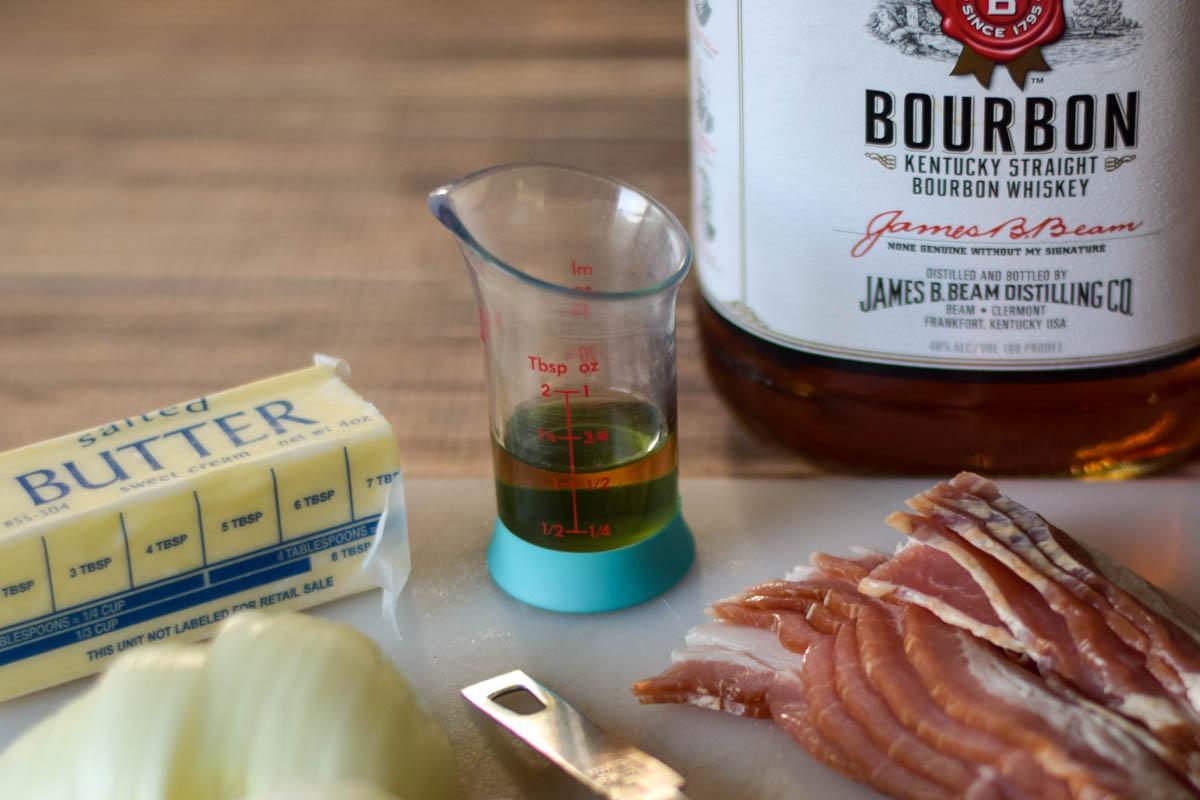 Bourbon Bacon Jalapeno Dog