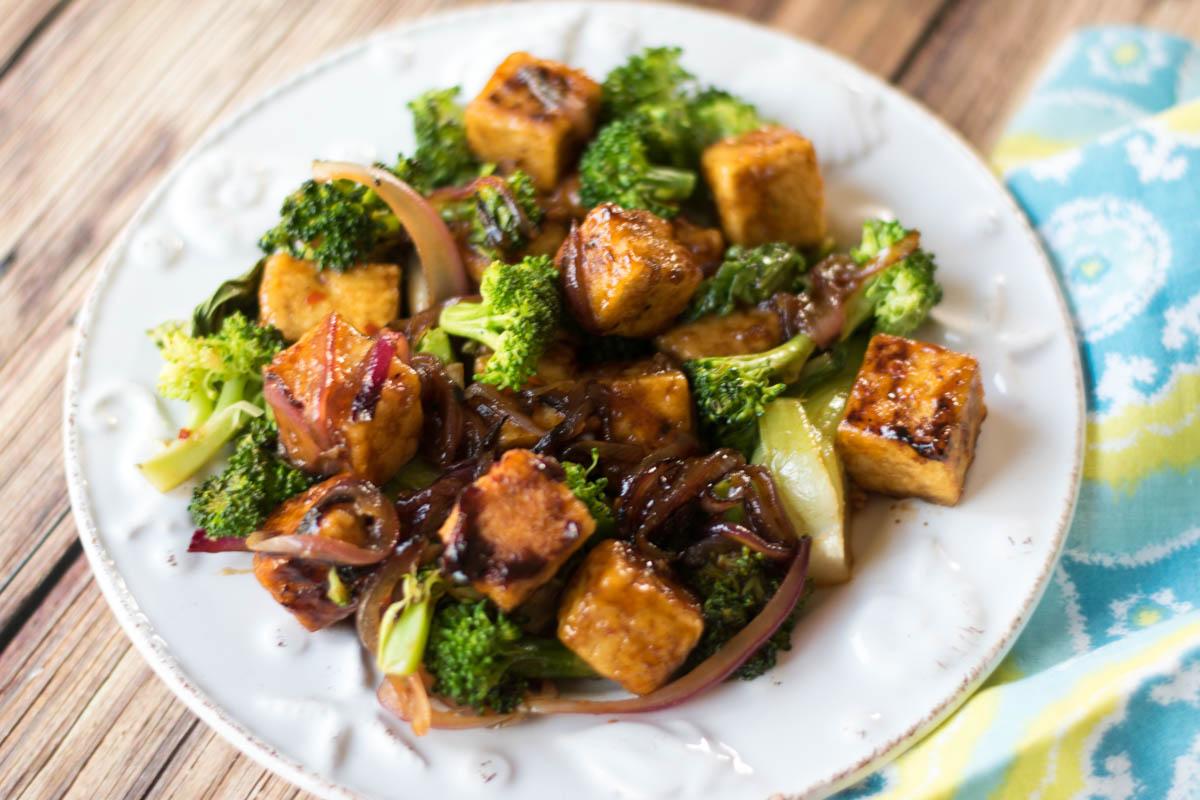 Seared Sweet Chili Tofu Salad-2