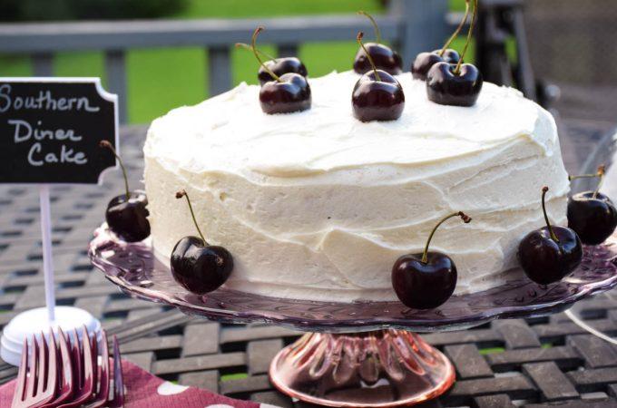 Southern Diner Cake