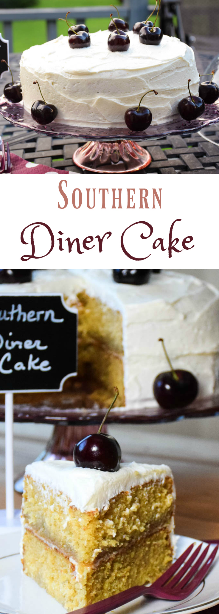 Southern Diner Cake