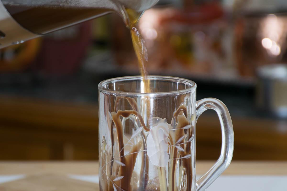 Salted Caramel Mocha