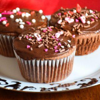 Chocolate Espresso Cupcakes