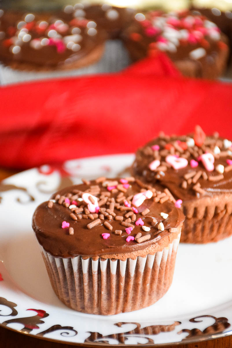 Chocolate Espresso Cupcakes-3