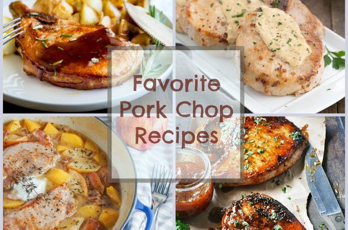 Favorite Pork Chop Recipes