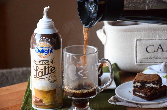 Homemade Latte