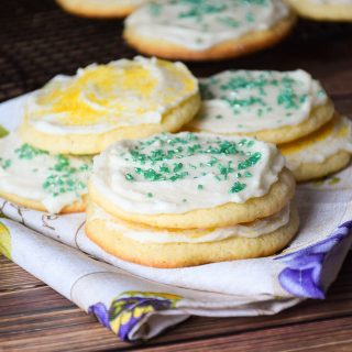 Nanny's Sugar Cookies