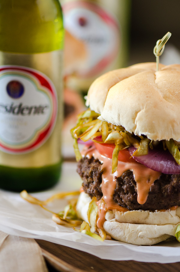 Summer Gourmet Burger Recipes