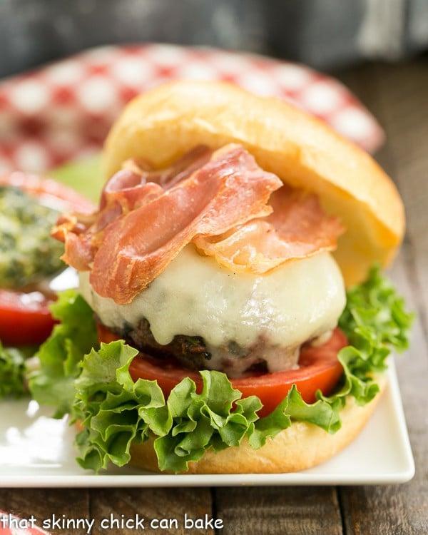 Gourmet Summer Burger Recipes