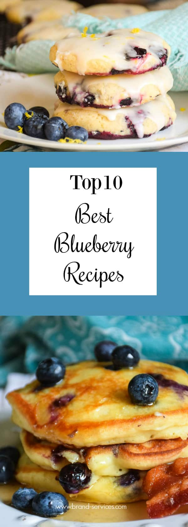 Top 10 Best Blueberry Recipes