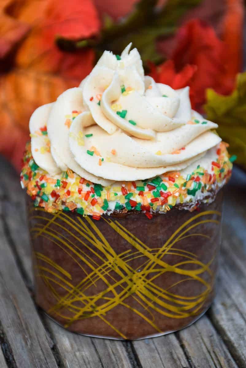 Chocolate Peanut Butter Truffle Cupcakes