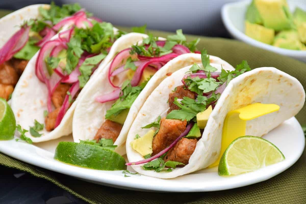 Easy Pork Street Tacos