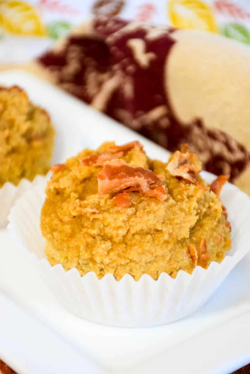 Everyday Ketogenic Kitchen Cookbook Review - Maple Bacon Pancake Muffins