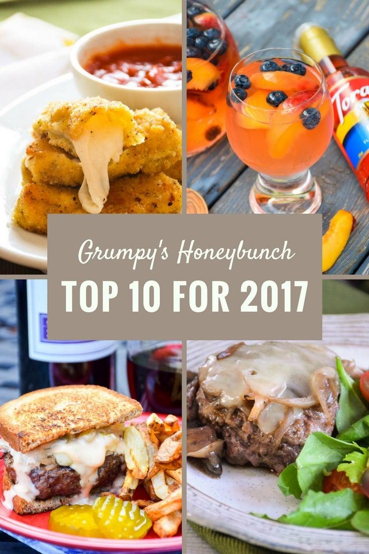 Grumpy's Honeybunch Top 10 for 2017