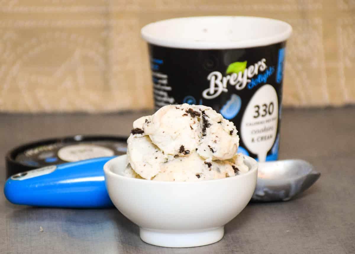 Breyers® delights Cookies & Cream Ice Cream