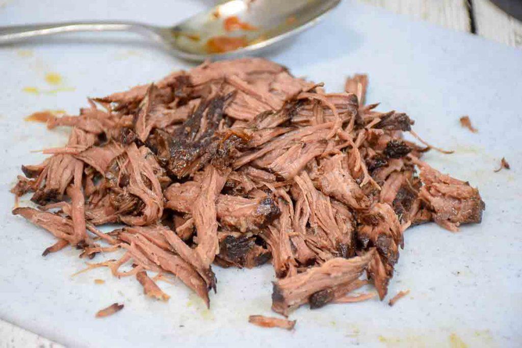 shredded short ribs
