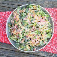 Broccoli Salad - Keto Recipe