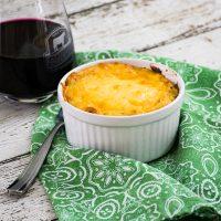 Low-Carb Steak and Mushroom Pie