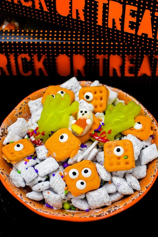 Halloween Monster Snack Mix