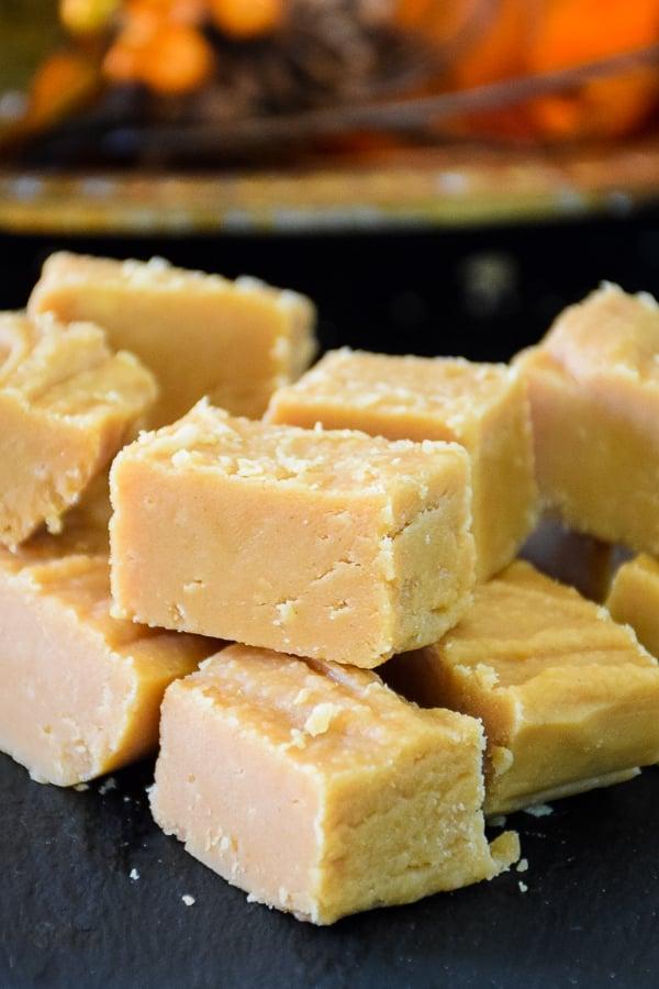 The Best Creamy Peanut Butter Fudge