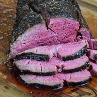 Sweet Black Pepper Tenderloin Roast