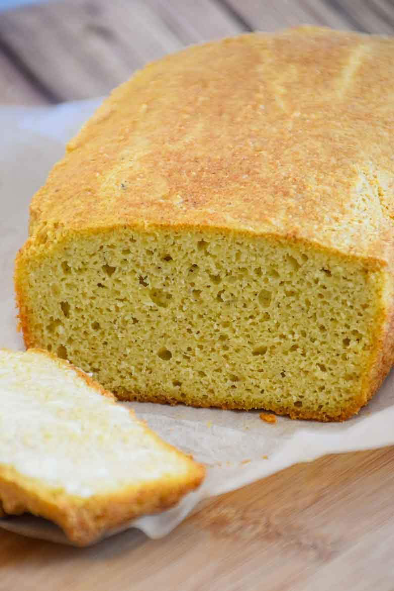Keto Bread Made With Almond Flour For Toasting Grumpy S Honeybunch